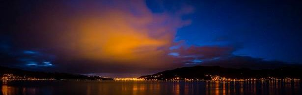 Dark Skies over Dunedin